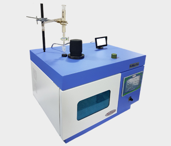 Microwave Synthesis Reactor With Uv Light And Ultrasonic